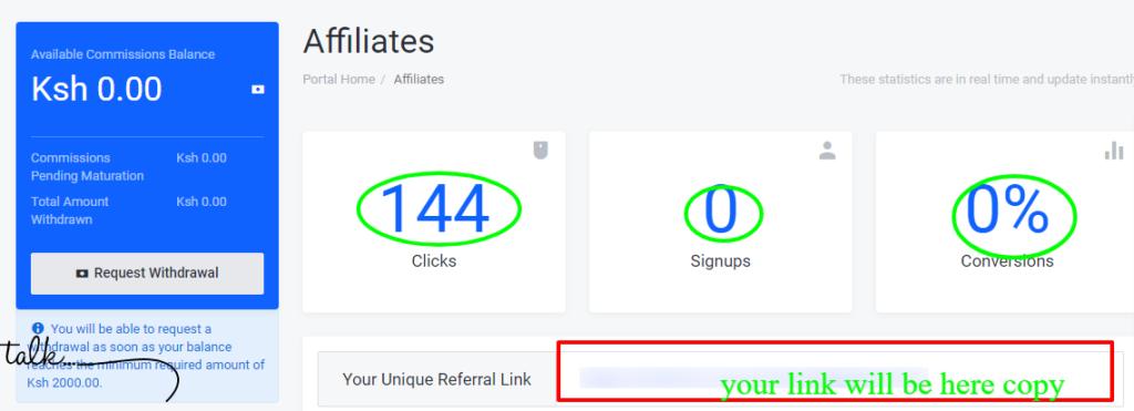 best webhosting affiliate programs in kenya