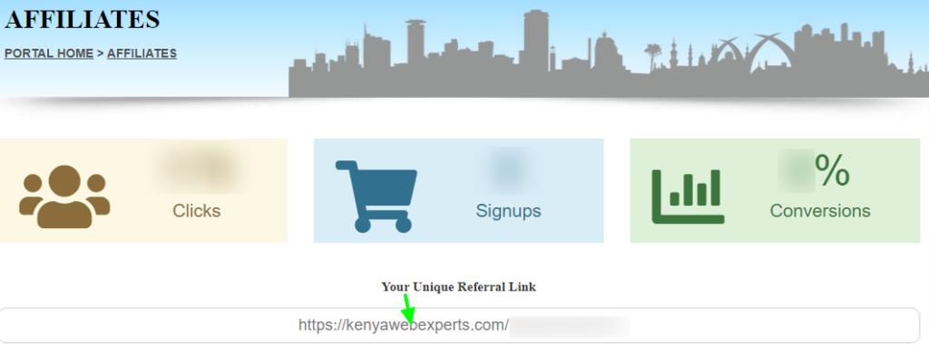 best web hosting affiliate programs in kenya