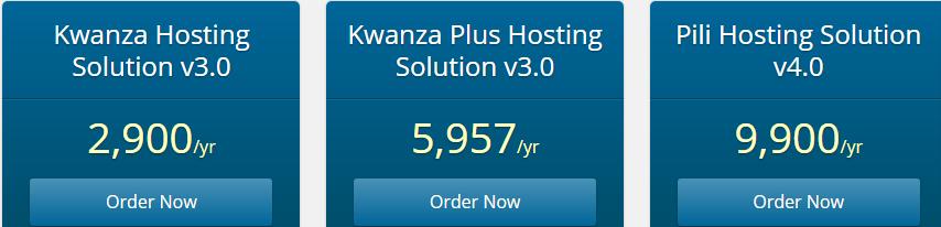 cheap web hosting in kenya deep africa