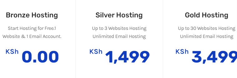 cheap web hosting in kenya truehost